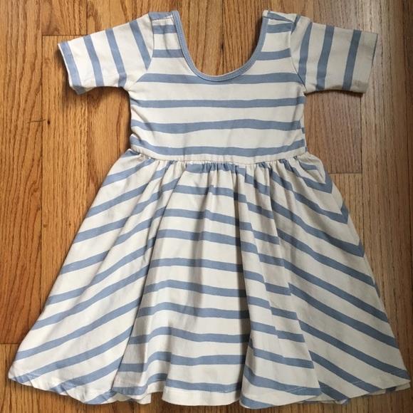 e41d0ff5bf0 Alice + Ames Other - Alice + Ames Cornflower Stripe Dress